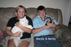 Benjie_family